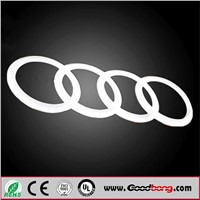 Thermoforming Acrylic LED Illuminated Car Emblem