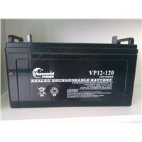 AGM   12V120ah  lead  acid  battery