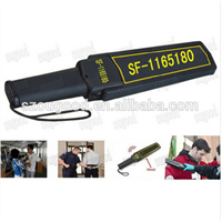 widely used Super Scanner(1165180) handheld metal detector