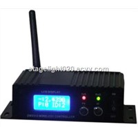 2.4G DMX512 Wireless Audio Receiver Transmitter