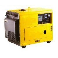 HOT SALE 2-10KVA air-cooled 5KVA portable silent diesel generators