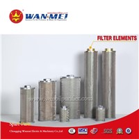 Wanmei Brand Stainless Steel High-Quality Filter Elements