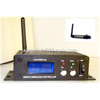 2.4G DMX512 wireless receiver transmitter