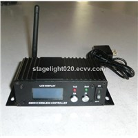 suit for all stage light dmx wireless transmitter 2.4G