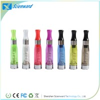 Cheapest excellent design four long wire many colors CE4 1.6ml oil atomizer 5 in 1 hard bandbox kit