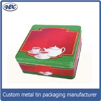 Food tin can/package box