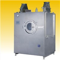 Pharmaceutical Film CIP Tablet Coating Machine (BGB-150D)