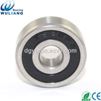 S625RS 5x16x5mm China factory ss625 2rs stainless steel ball bearing ss625-2rs