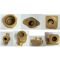 brass hot forged fittings, (nut, valves, plumbing, gears, pipe fitting) brass hot forgings