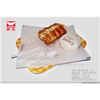 hamburger wrapper/ hamburger packing paper