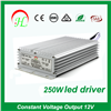LED power supply LED driver LED transformer for led strip light 250W