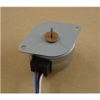 12V Double phase DC stepper motor