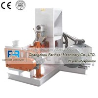Animal Food Full Fat Soya Extruder Machine