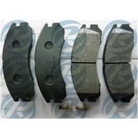 Auto parts MITSUBISHI Brake pads set MR389546