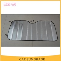Front window pe bubble car sunshade