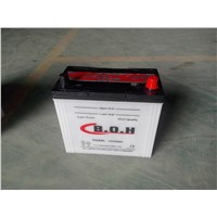 Hot sale 12V36AH 12v battery dry charged car battery