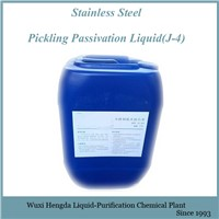 J-4 stainless steel pickling passivation liquid