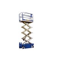 SJZ0.3-9 Self-Proprelled Scissor Lift