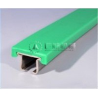 conveyor belt plastic wear strip
