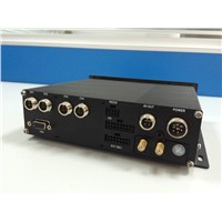 4CH H.264 Mobile DVR With 2.5TB HDD With 3G Function