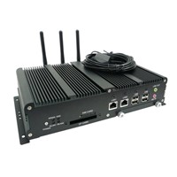 4 channel/8 channel Wifi Supported 3G realtime full D1 GPS vehicle Mobile DVR