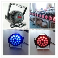 6 in 1 hot selling RGBAW UV aluminum LED wall wash up lights