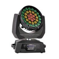 led moving head zoom 36pcs 10watt 4in1
