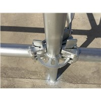 HLL Brand  High Grade Steel And High Loading Ringlock Scaffold