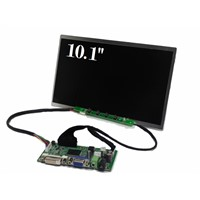 10.1- inch LCD Flat Panel with Display kits, TWS101LAW