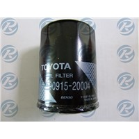 TOYOTA auto parts oil filter 90915-20004
