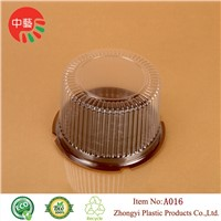 blister packaging plastic cake dome round with lid