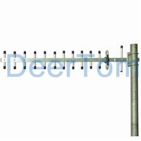 1100-1300MHz 1.2GHz 1200MHz Yagi Antenna Security Monitoring Antenna