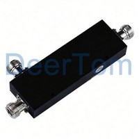 800-2700MHz 10dB Coupler RF Components N Female Connector
