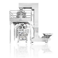 Automatic large dose weighing, filling, packaging machinery