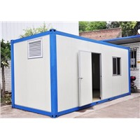 Hot sell luxury prefabricated container shop