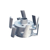 Screen Rotor for accessories for stock preparation equipment in paper making