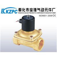 2W350-35 High Quality 2/2 way material solenoid valve
