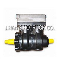 Chinese brand truck spare parts air compressor
