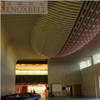 Custom Aluminum Honrycomb Panels for Special Ceiling Decoration