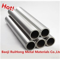 Gr5 Titanium Pipes/tube for industry