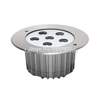 IP67 Outdoor Recessed Wall Led Underground Lights 12W