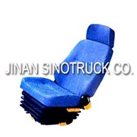 Sinotruk Howo Truck Spare Parts Left Seat