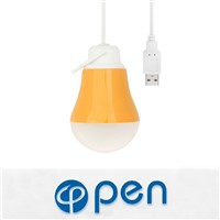 factory price 5w usb LED light, LED USB Computer Light, usb LED bulb