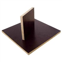 21mm phenolic film faced plywood for concrete formwork