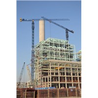 high quality 6t flat top tower crane