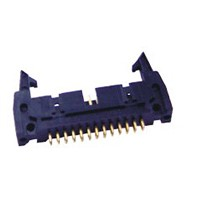 China brand 34pin ejector horn box header connector,for Digital camera