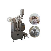 Automatic pyramid Tea Bag Packing Machine for Sale