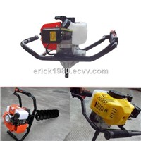 60cc gasoline powered earth auger earth drill ground drill