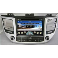 8 inch Car DVD for Hyundai IX35 Tucson 2015