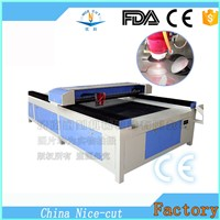 NC-C1325 stainless steel laser cutting machine